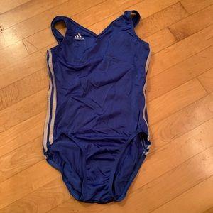 Adidas gymnastics leotard small